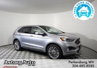 Ford 2020 New Models Lovely New 2020 ford Edge Titanium with Navigation & Awd