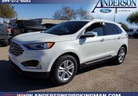 Ford 2020 New Models Unique New 2020 ford Edge Sel with Navigation & Awd