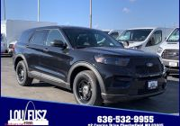 Ford 2020 Police Interceptor Awesome New 2020 ford Police Interceptor Utility Awd Sport Utility