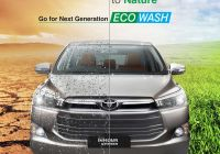 Ford 2020 Q1 Earnings New toyota toyota Offers Eco Car Wash Service to Customers