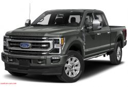 Luxury ford 2020 Super Duty Specs