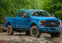 Ford 2020 Super Duty Specs Luxury 2020 ford Super Duty Launched with Tremor F Road Package