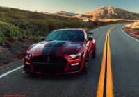Ford 2020 Supercar Inspirational ford Mustang Shelby Gt500 2020 АвтомаркетНьюз Новостной