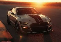 Ford 2020 Supercar Luxury ford Mustang Shelby Gt500 2020 АвтомаркетНьюз Новостной