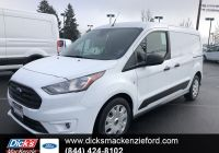 Ford 2020 Transit Connect Lovely New 2020 ford Transit Connect Van Xlt Lwb W Rear Symmetrica Fwd Mini Van Cargo