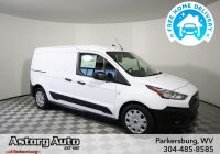 Ford 2020 Transit Connect New New 2020 ford Transit Connect Van Xl Fwd Mini Van Cargo