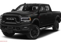 Ford 2020 Tremor Best Of 2020 Ram 2500 Power Wagon 4×4 Crew Cab 6 3 Ft Box 149 In Wb Equipment