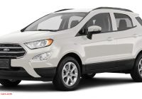 Ford 2020 Vehicle Lineup Inspirational Amazon 2020 ford Ecosport Reviews and Specs