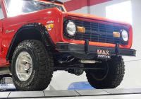 Ford Bronco 2020 January 2019 Beautiful 1970 ford Bronco U0339 Maxmotive