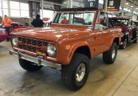Ford Bronco for Sale Awesome 1969 ford Bronco Values