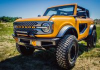 Ford Bronco for Sale Awesome 2021 ford Bronco Pricing Here S How Much the 2 Door and 4