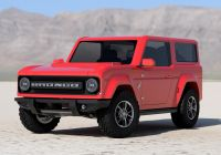 Ford Bronco for Sale Beautiful 2021 ford Bronco S Engine Not What We Expected