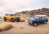 Ford Bronco for Sale Best Of 2021 ford Bronco Revealed What S Different About New Model