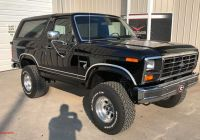 Ford Bronco for Sale Best Of Bronco Fever Hits This $23 500 1983 ford Bronco