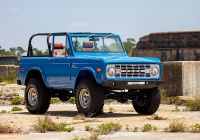 Ford Bronco for Sale Best Of Fully Restored Bright Blue 76 ford Bronco