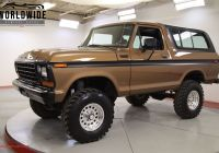 Ford Bronco for Sale Fresh 1979 ford Bronco