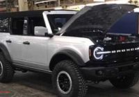 Ford Bronco for Sale Fresh 2021 ford Bronco Suv Charges to Life In Electric Rivian R1s form