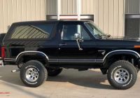 Ford Bronco for Sale Fresh Bronco Fever Hits This $23 500 1983 ford Bronco