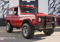 Ford Bronco for Sale Fresh Used 1972 ford Bronco for Sale $54 900