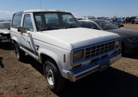 Ford Bronco for Sale Inspirational 1984 ford Bronco Ii for Sale at Copart Brighton Co Lot