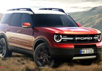 Ford Bronco for Sale Inspirational 2021 ford Baby Bronco Everything We Know About the F