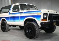 Ford Bronco for Sale Inspirational ford Bronco 2nd Gen Market Classic