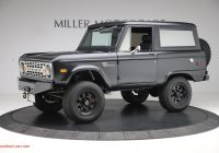 Ford Bronco for Sale Inspirational Pre Owned 1972 ford Bronco Icon for Sale
