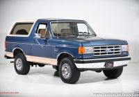 Ford Bronco for Sale Inspirational Used 1987 ford Bronco Ed Bauer for Sale $28 900