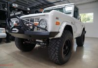 Ford Bronco for Sale Lovely 1968 ford Bronco Custom Stock 888 for Sale Near torrance