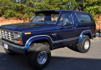 Ford Bronco for Sale Lovely 1983 ford Bronco Classics for Sale Classics On Autotrader