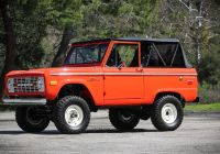 Ford Bronco for Sale Lovely 2019 Gateway ford Bronco – Classic 4×4 Made New