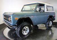 Ford Bronco for Sale Lovely This Custom 1974 ford Bronco is Ready to Blaze the Trails