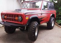 Ford Bronco for Sale Luxury 1972 Early ford Bronco for Sale Photos Technical