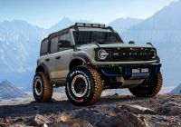 Ford Bronco for Sale Luxury 2022 ford Bronco Raptor What We Know Plus What It Ll Look