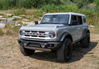 Ford Bronco for Sale New 2021 ford Bronco Reveal New Features Will Make Jeep Owners