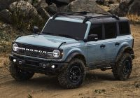 Ford Bronco for Sale New 2021 ford Bronco Revealed Specs Features Performance Off