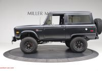 Ford Bronco for Sale New Pre Owned 1972 ford Bronco Icon for Sale