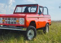 Ford Bronco for Sale New This Pany Can now Sell You A Brand New Old ford Bronco