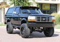 Ford Bronco for Sale New Used 1995 ford Bronco for Sale at Autobahn south Inc