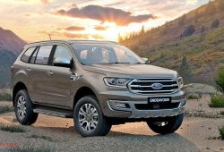 Fresh ford Endeavour 2020 On Road Price