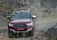 Ford Endeavour 2020 On Road Price Luxury ford Endeavour 2020 Price Mileage Reviews Specification