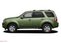 Ford Escape 2010 Awesome 2010 ford Escape Hybrid Price Photos Reviews Features