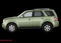 Ford Escape 2010 Awesome 2010 ford Escape Reviews and Rating Motor Trend