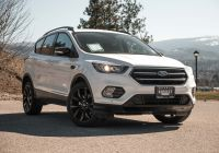 Ford Escape 2020 Quebec Awesome Pre Owned 2019 ford Escape Titanium