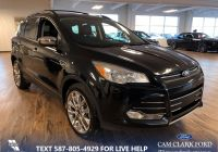 Ford Escape 2020 Quebec Elegant New & Used ford Escape for Sale