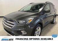 Ford Escape 2020 Quebec New New & Used ford Escape for Sale