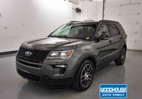 Ford Escape 2020 Quito Motors Best Of Pre Owned 2019 ford Explorer Sport with Navigation & 4wd