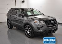 Ford Escape 2020 Quito Motors New Pre Owned 2019 ford Explorer Sport with Navigation & 4wd