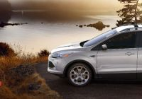 Ford Escape towing Capacity Best Of 2016 ford Escape towing Capacity