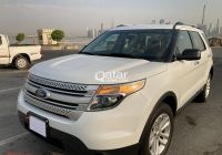 Ford Explorer 2020 Qatar Awesome ford Explorer Xlt 2014
